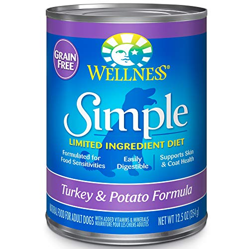 Wellness Simple Wet Canned Dog Food