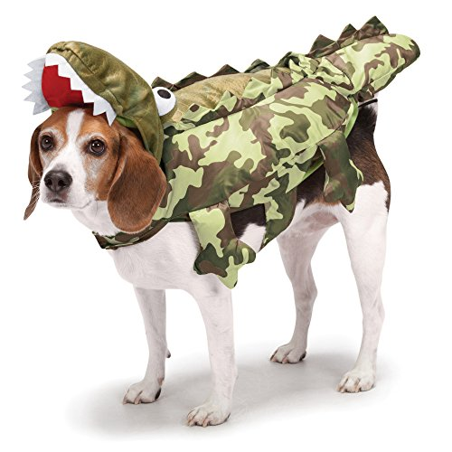 Zack & Zoey Camo Alligator Costume
