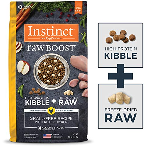 Nature's Variety Instinct Raw Boost