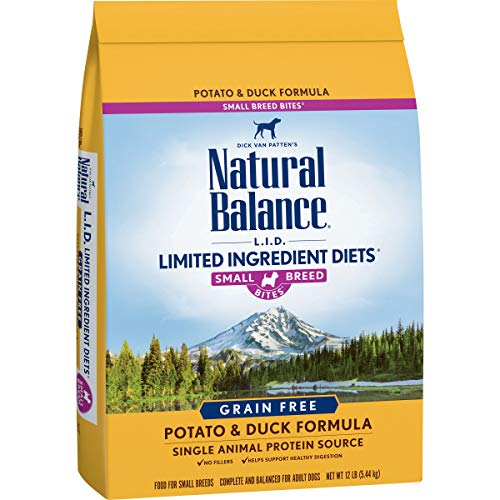 Natural Balance Small Breed Bites L.I.D. Dry Dog Food