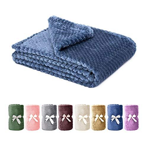 Msicyness Premium Fleece Fluffy Throw Blankets