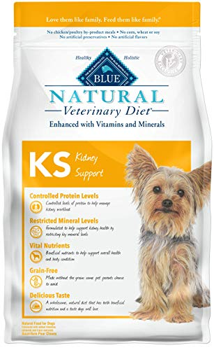 Blue Buffalo Natural Veterinary Diet KS