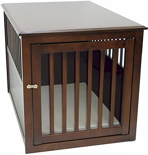 Crown Pet Products Wood End Table Crate
