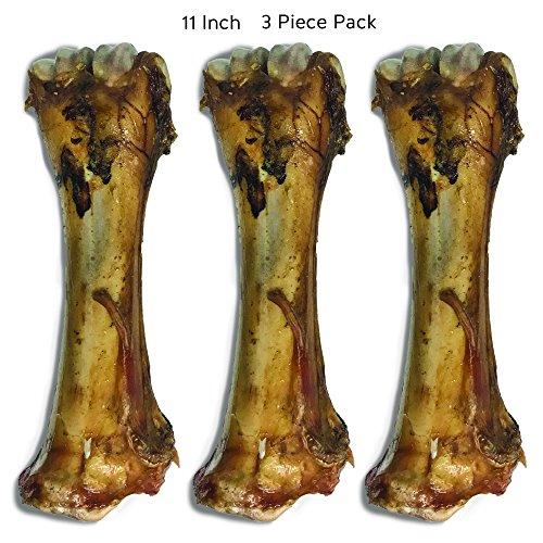 Jack&Pup Premium Roasted Meaty Beef Shin Bones