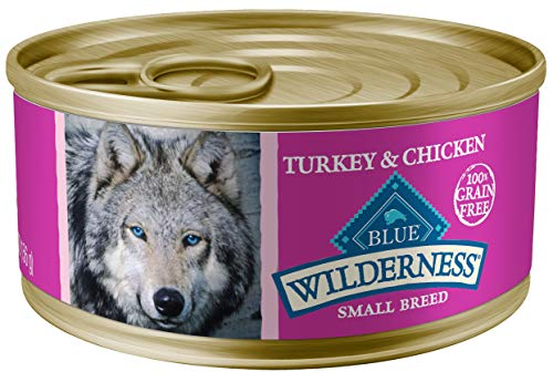 BLUE Wilderness Adult Small Breed Wet Dog Food