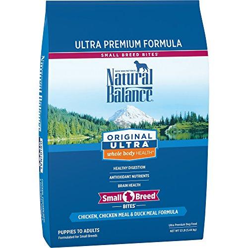 Natural Balance Original Small Breed Dry Dog Food