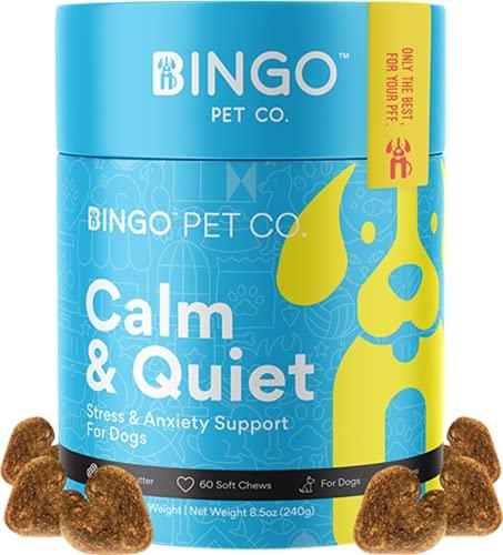 Bingo Pet Co. Calming Treats