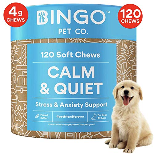 Bingo Pet Co. Calming Treats
