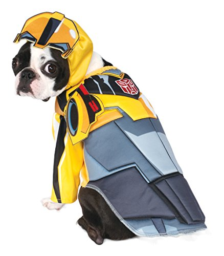 Rubies Transformers Bumble Bee Deluxe Pet Costume