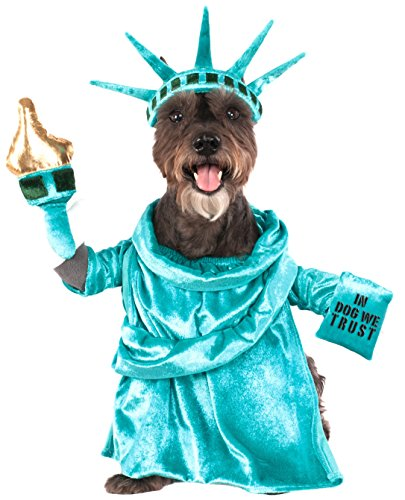 Rubies Statue of Liberty Pet Costume