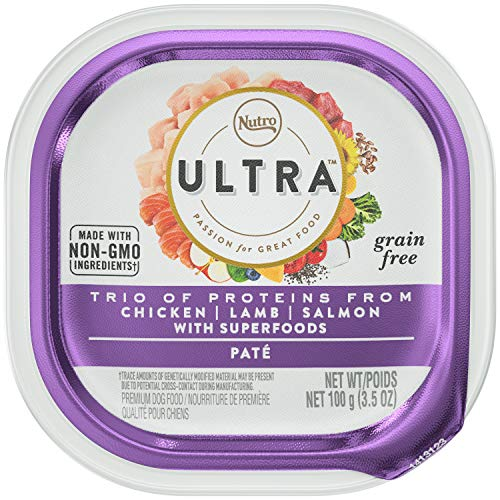 Nutro ULTRA Small Breed Pate Dog Food
