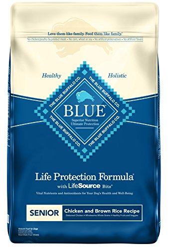 Blue Buffalo Life Protection Dry Senior Dog Food