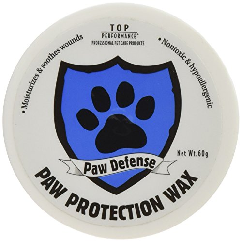 Top Performance Paw Defense Protection Wax