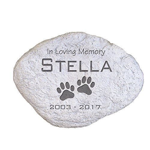 GiftsForYouNow Engraved Pet Memorial