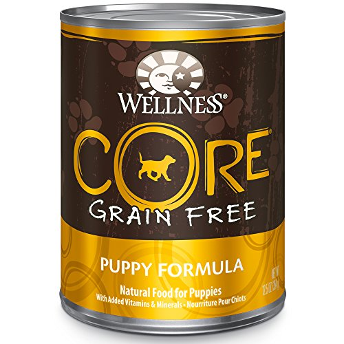 Wellness CORE Natural Wet Canned Grain-Free Puppy Food