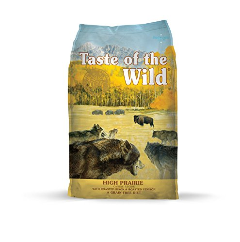Taste of the Wild Hi-Prairie Formula