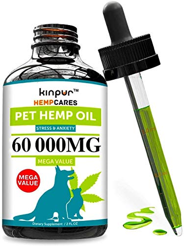 Kinpur Hemp Oil For Dogs