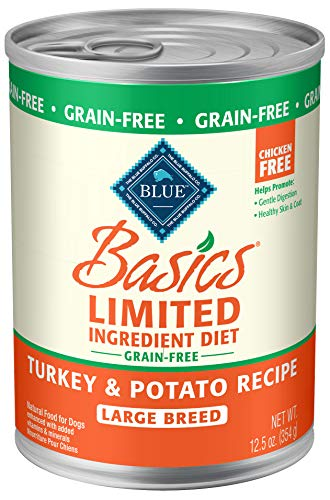 Blue Basics Limited Ingredient Large Breed Wet Dog Food