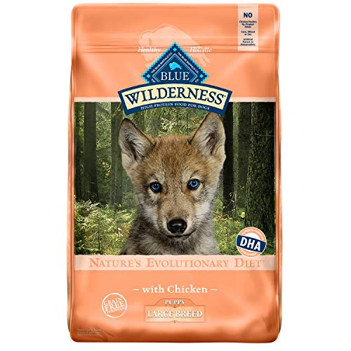 Blue Buffalo Wilderness Large Breed Puppy Food