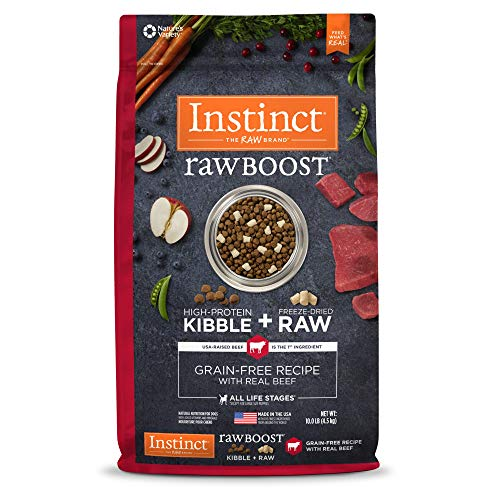 Nature's Variety Instinct Raw Boost Dry Dog Food