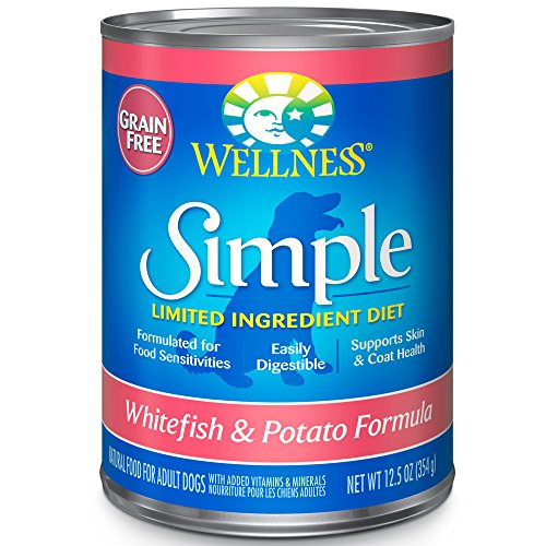 Wellness Simple Limited Ingredient Wet Canned Dog Food