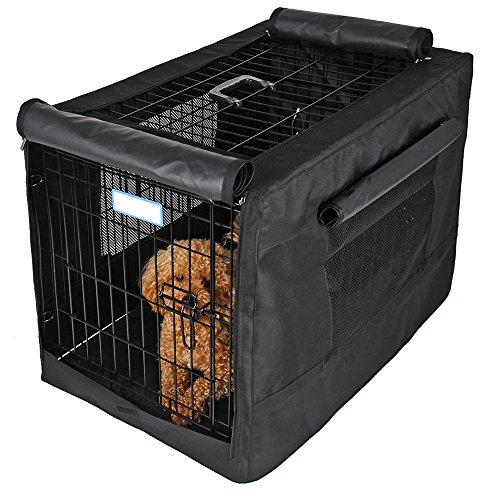 Petsfit Single Door Dog Crate Cover