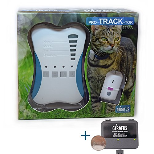 Girafus Cat Dog Pro-TRACK-Tor Tracker