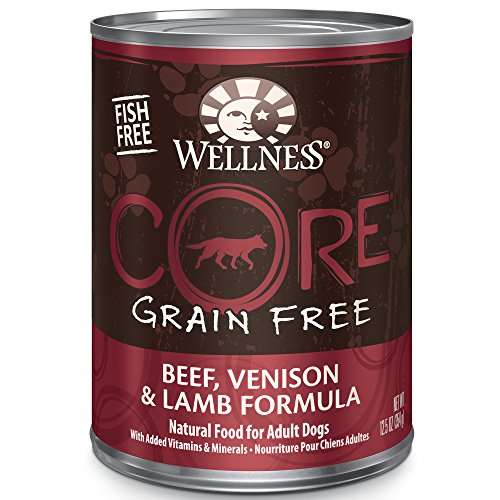 Wellness Core Natural Wet Canned Dog Food