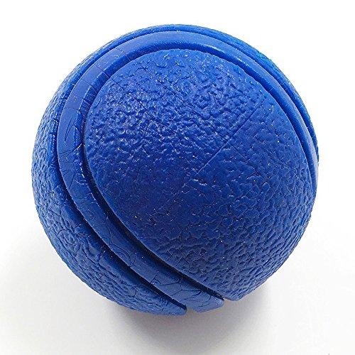 Yusen Rubber Bouncy Ball Dog Toy