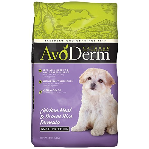 AvoDerm Small Breed Puppy Food