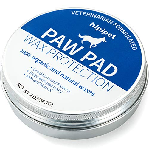 HIPIPET 100% Natural Pet Paw Balm