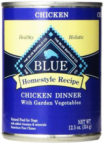 Blue Buffalo Homestyle Recipe Canned Dog Food