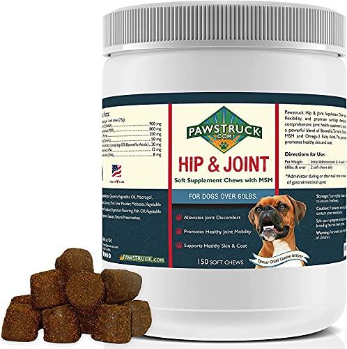 Pawstruck Hip & Joint