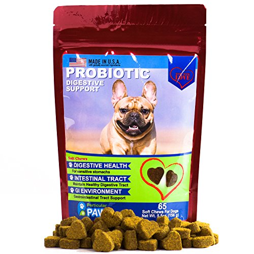 Particular Paws Probiotics Treats For Dogs
