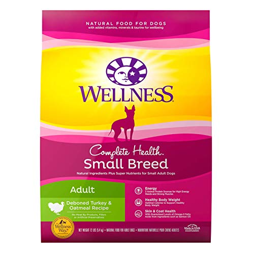 Wellness Complete Health Small Breed Dry Dog Food