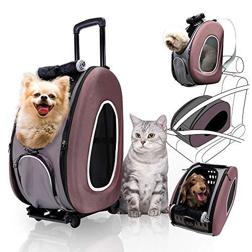 ibiyaya 4 in 1 Pet Carrier