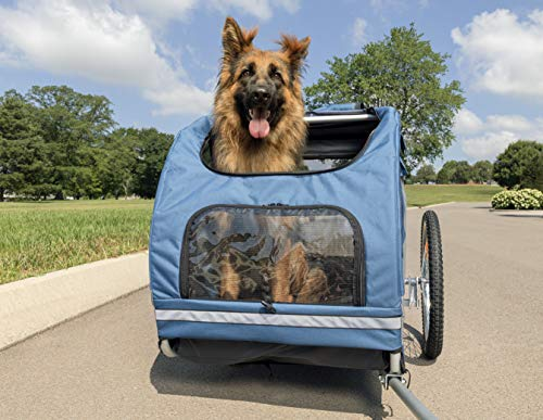 PetSafe Solvit HoundAbout II Dog Bicycle Trailer
