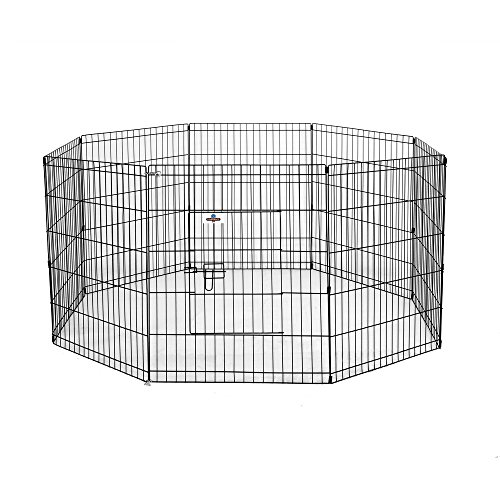 Confidence Pet Premium Metal Dog Playpen