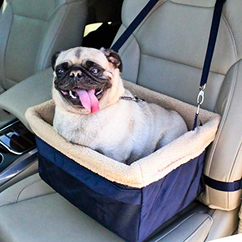 Devoted Doggy Deluxe Dog Booster Car Seat