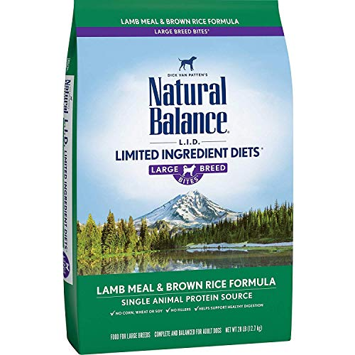 Natural Balance Limited Ingredient Dry Food