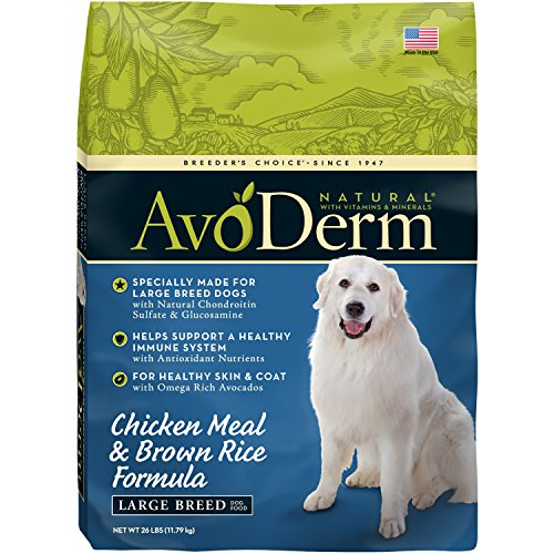 AvoDerm Natural Large Breed Adult Formula