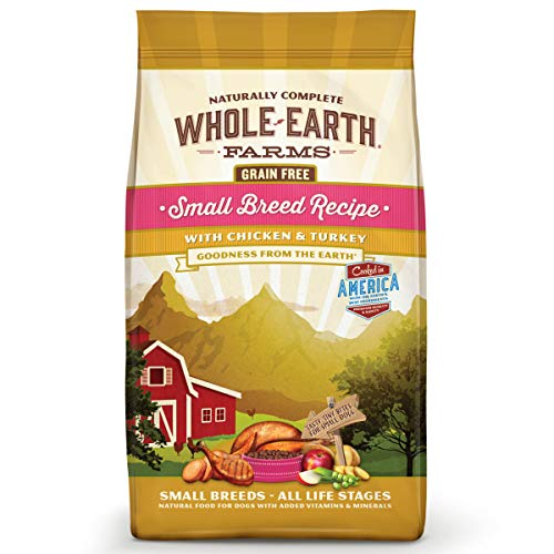 Whole Earth Farms Small Breed Recipe Dry Food