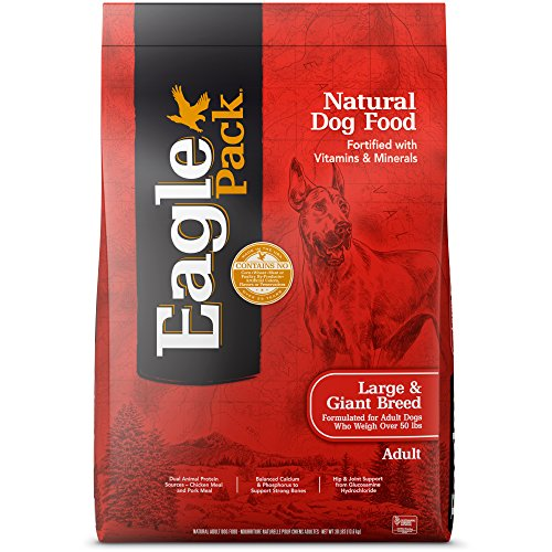 Eagle Pack Natural Dry Large Breed Dog Food