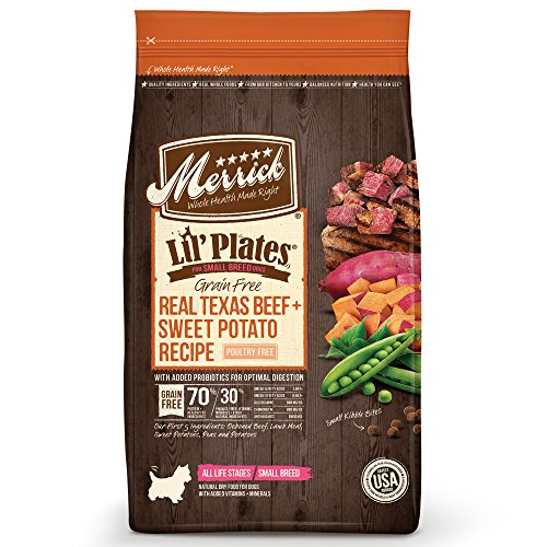 Merrick Lil Plates Grain-Free Small Breed Dog Food