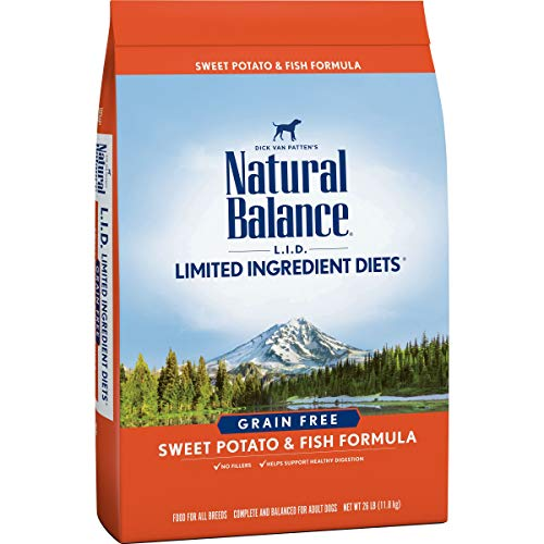 Natural Balance Limited Ingredient Diet Dry Dog Food