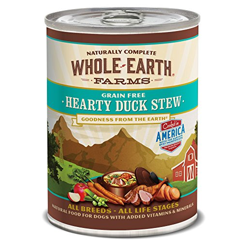 Whole Earth Farms Hearty Stew Canned Food