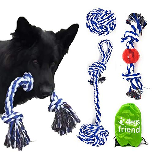 4LegsFriend Rope Toys