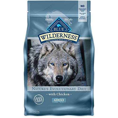 BLUE Wilderness Adult Grain-Free Dry Dog Food