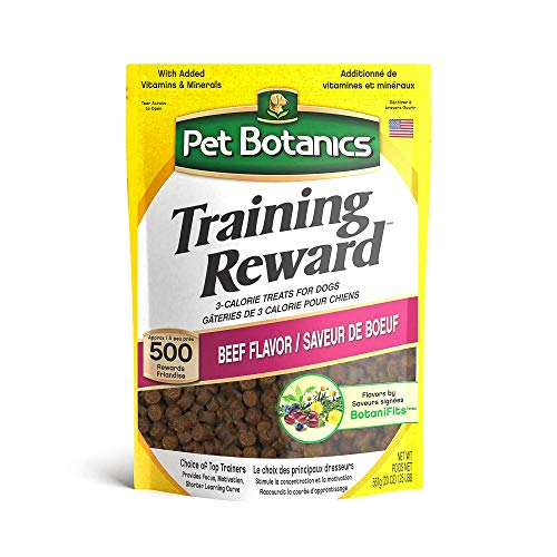 Pet Botanics Training Rewards Treats