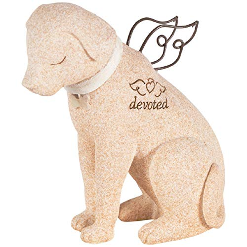 Carson Memorial Dog Figurine Statue